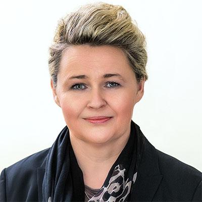 Schirmherrin Andrea Perlick