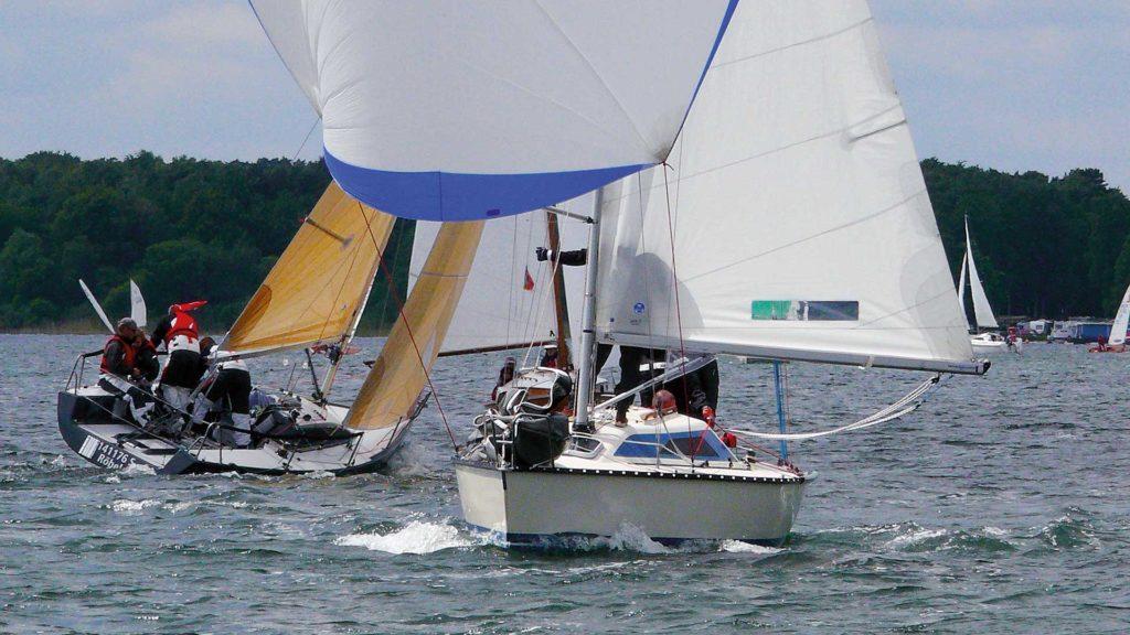 Wettbewerbe zur Müritz Sail
