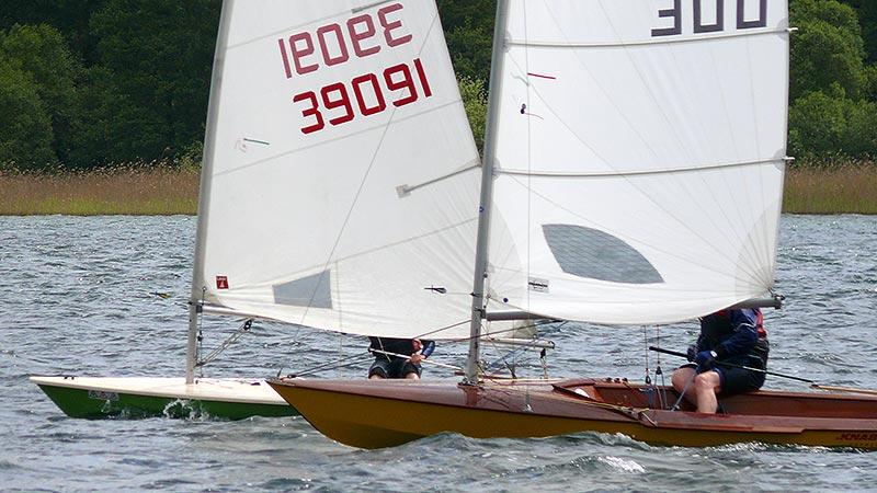 Einhand Cup – Segelregatta zur Müritz Sail