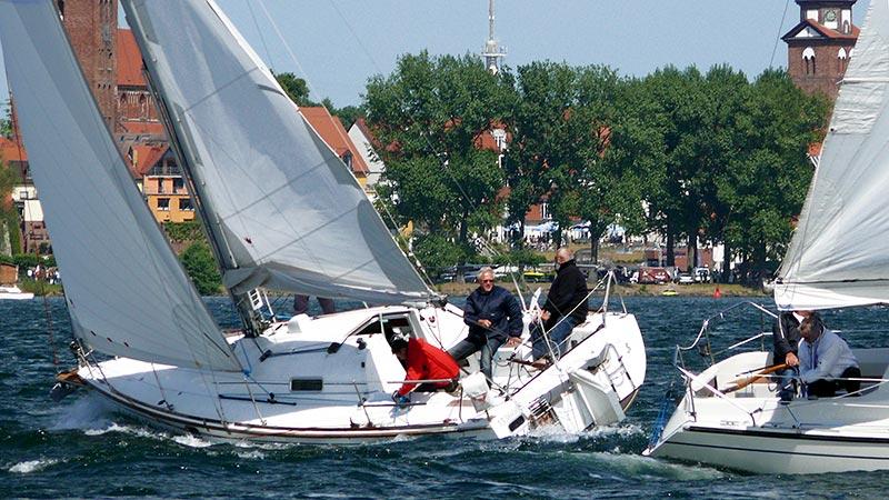 Offene Regatta – Segelregatta zur Müritz Sail