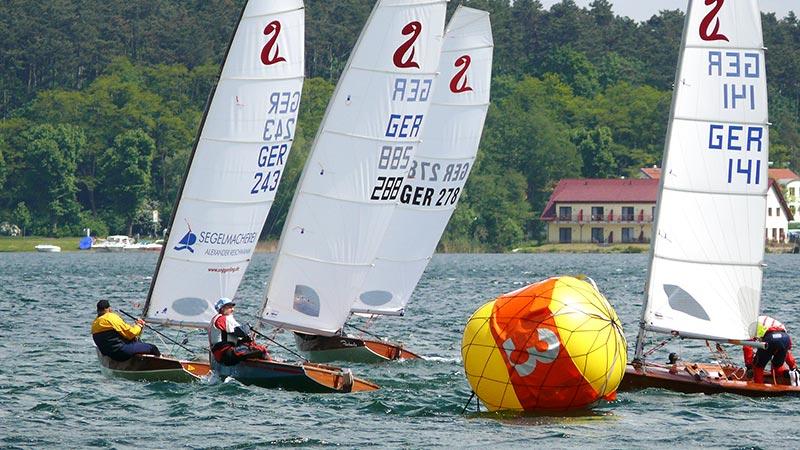 Seggerling Cup – Segelregatta zur Müritz Sail