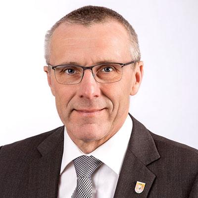 Bürgermeister Norbert Möller